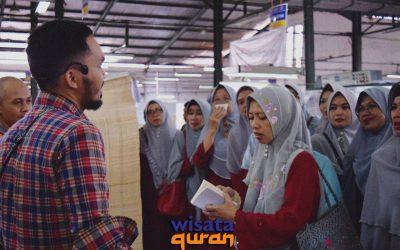 Apa Itu WISATA QURAN? Yuk Kenali Al-Quran Lebih Dekat