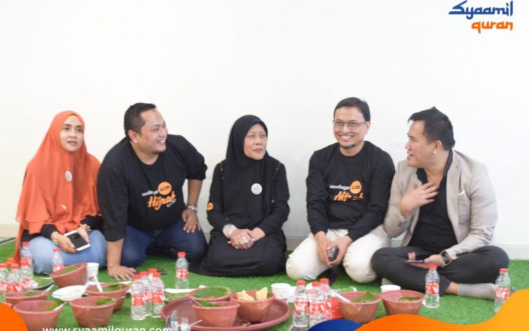 Kunjungan Wisata Quran dari Crazy Rich Pondok Indah, H. Muhammad Fitno