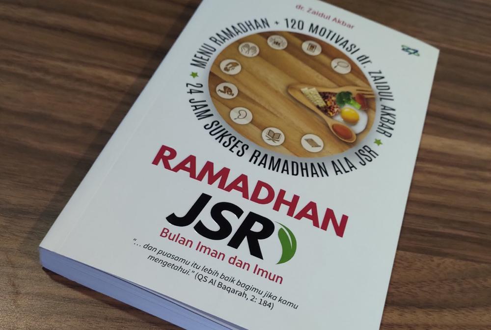 Ramadhan JSR: Bulan Iman dan Imun