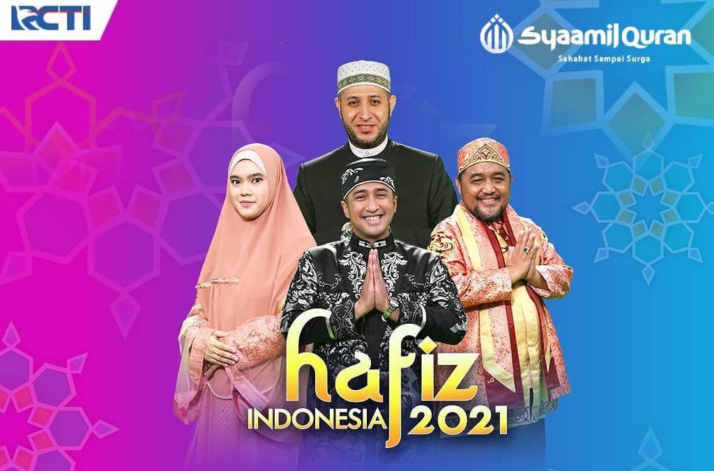 Syaamil Quran Bersama Hafiz Indonesia 2021