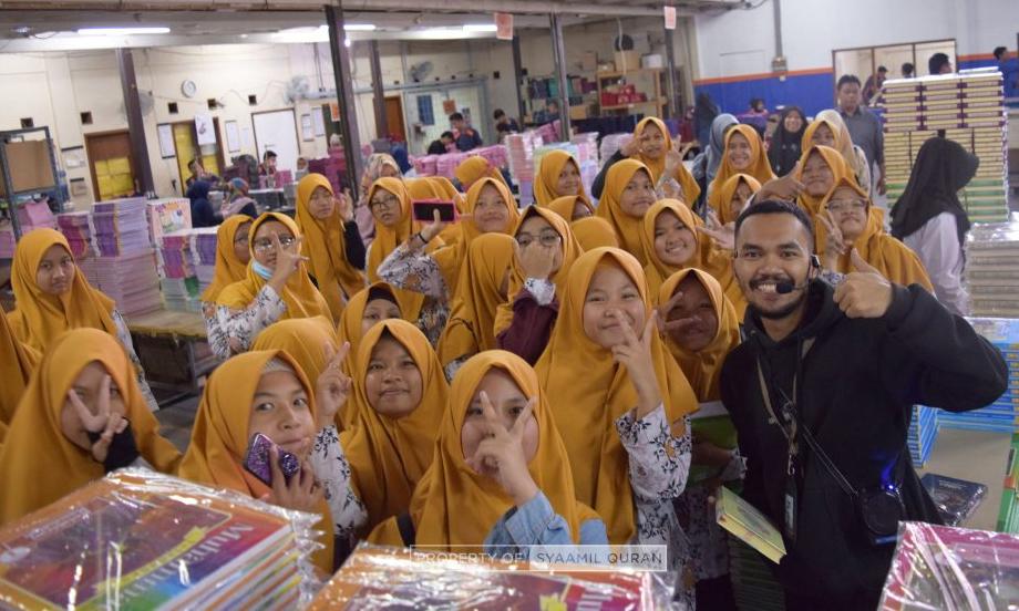 Syaamil Quran | Wisata Quran | Al-Quran Halal