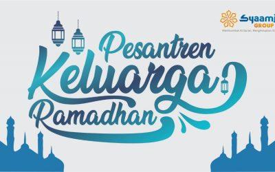 Kick Off Pesantren Keluarga Ramadhan