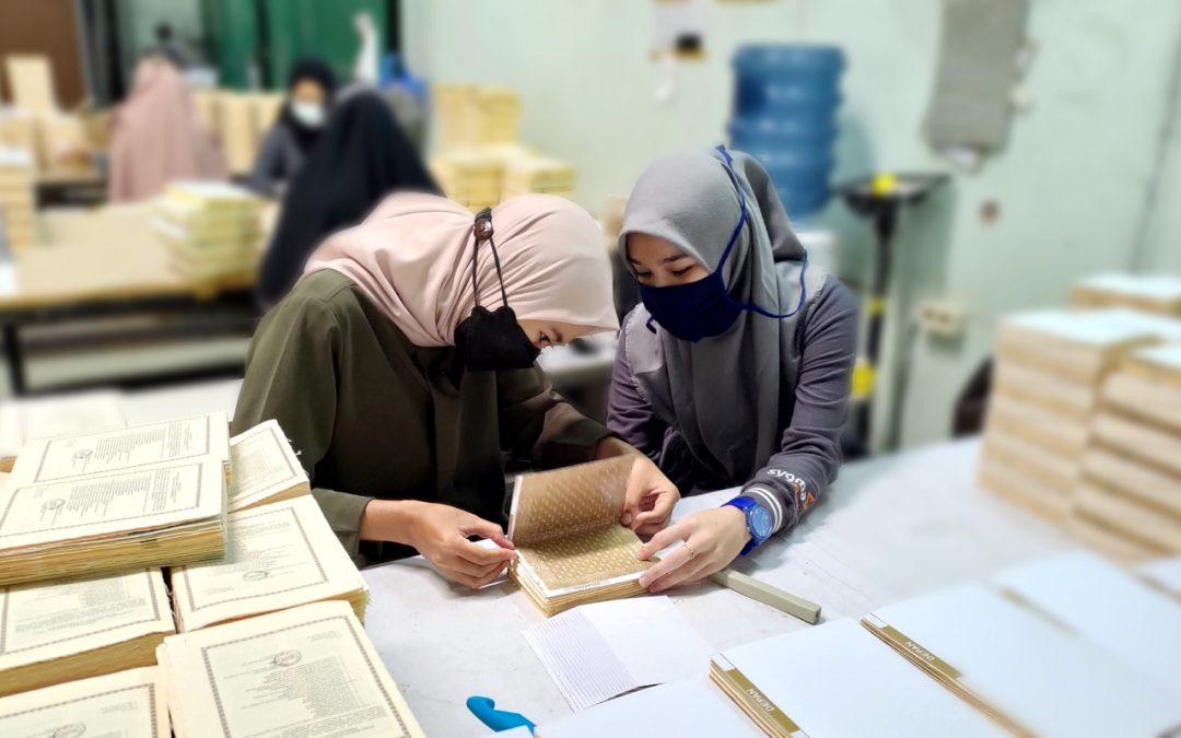 Syaamil Quran di Mata Karyawan