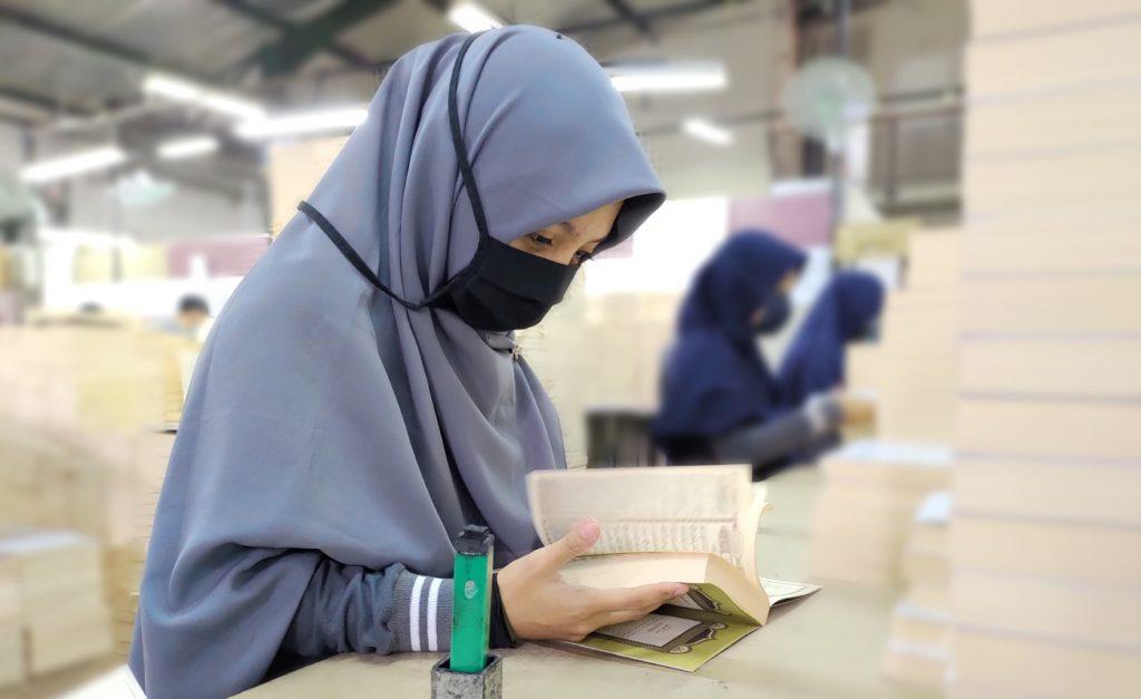 Syaamil Quran | Syaamil Group | Quran Premium Paper | PT. SEG