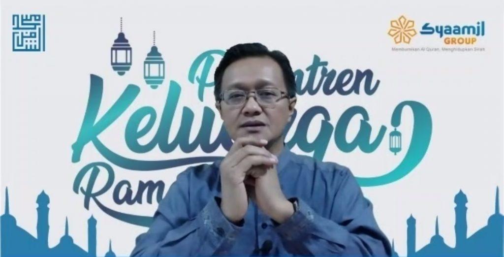 KII | Kajian Islam Intensif | Halfino Berry | Syaamil Group