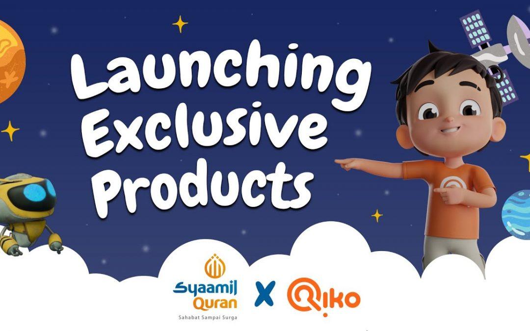 Launching Quran Riko dan Seri Teladan Rasulullah saw.